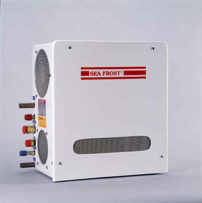 Sea Frost Bf Series Bait Freezers Ocean Options Inc