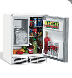 U Line Ice Maker Refrigerator Co29whtp Ocean Options Inc